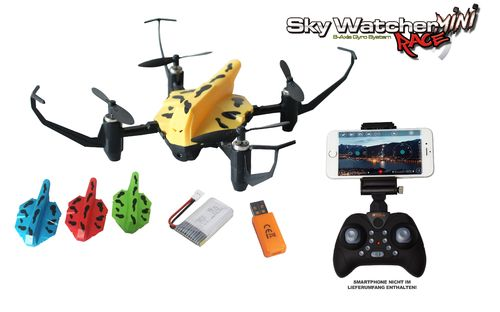 SkyWatcher Race Mini - RTF + FPV