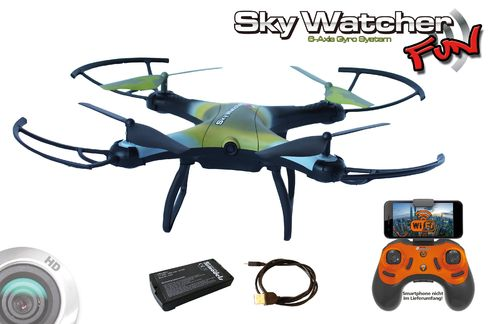 SkyWatcher FUN - WiFi - RTF - FPV