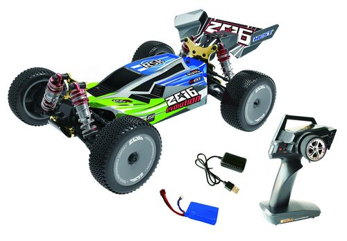 Z06 - Evolution - 1:14 - RTR Buggy