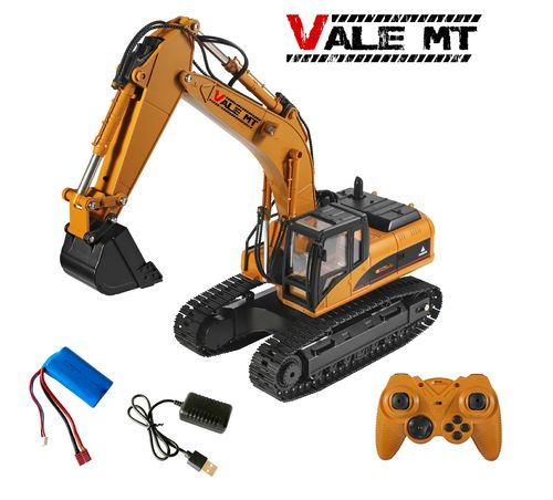 Vale MT RC-Metal-Excavator - RTR - 1:14 Scale