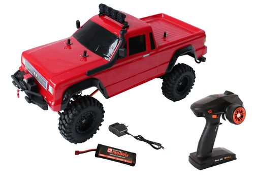 DF-4S Scale-Crawler 313mm Edition - PickUp - RED
