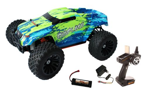 BigFlash - brushed Truck - 1:10XL - RTR