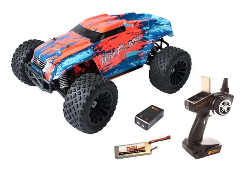 HotFlash - brushless Truck - 1:10XL - RTR