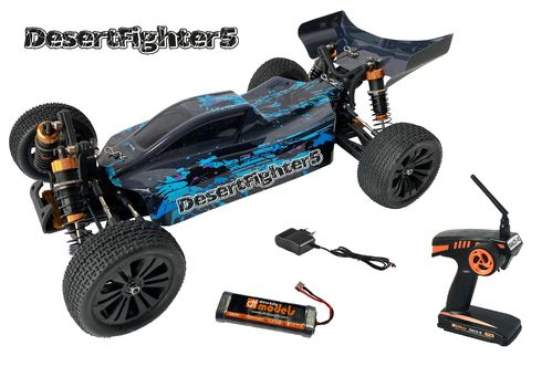 DesertFighter 5 - brushed - RTR