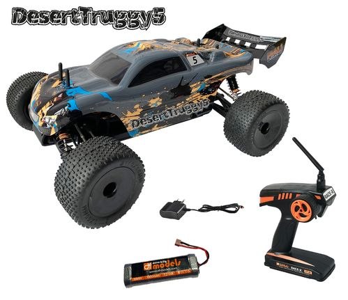 DesertTruggy 5 - brushed - RTR