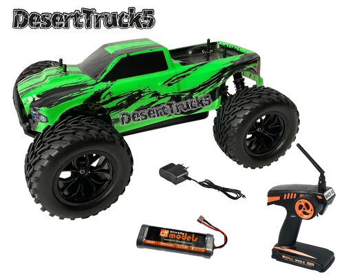 DesertTruck 5 - brushed - RTR