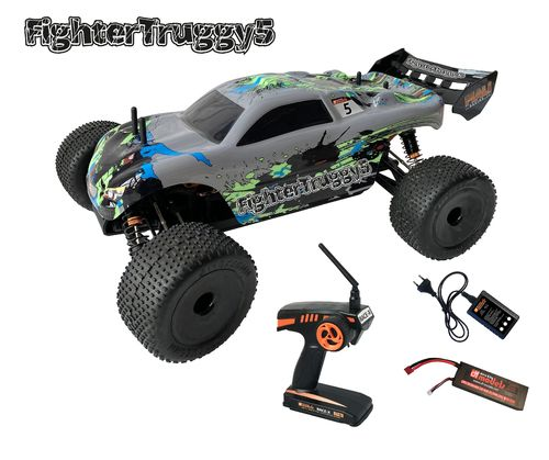 FighterTruggy 5 - brushless - RTR
