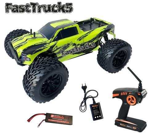 FastTruck 5 - brushless - RTR