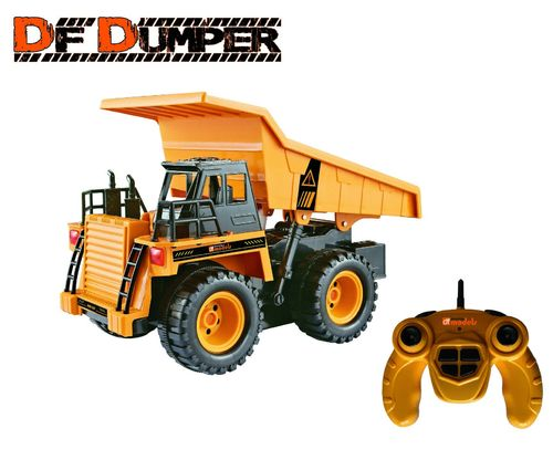 DF-Dumper - RC-Muldenkipper