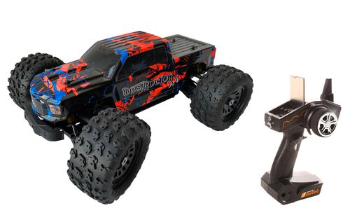 Destructor MT - 1:8 Truck brushless