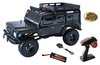 DF-4J Crawler SCHWARZ 2-Gang-LED - 2021 Edition